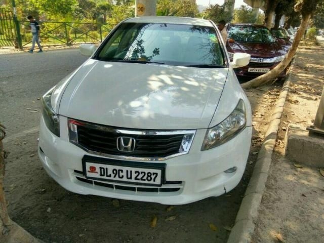 Honda Accord 2.4 VTI L AT 2011
