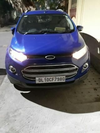 Ford EcoSport Titanium 1.5L Ti-VCT AT 2015