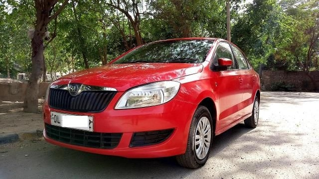 Skoda Rapid 1.6 MPI ACTIVE MT 2013