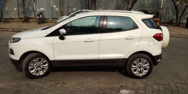 32 Used Ford Ecosport In Pune Second Hand Ecosport Cars For Sale
