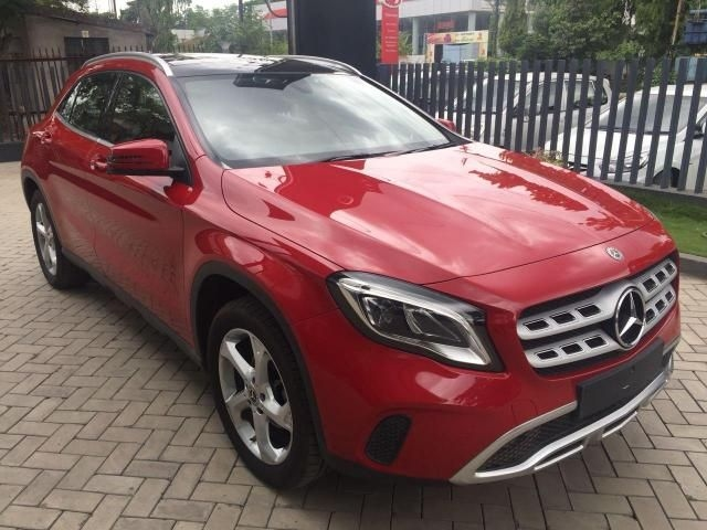 Mercedes-Benz GLA 220 d Activity Edition 2017