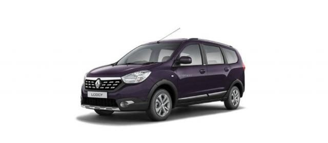 Renault Lodgy 85 PS RxE 8 STR 2018