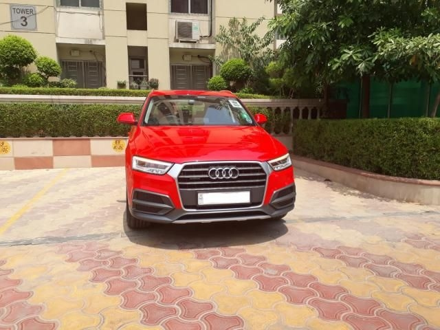 Audi Q3 35 TDI Technology 2018
