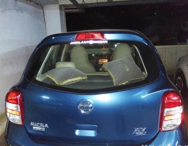 Nissan Micra Active  XV Safety Pack  2014