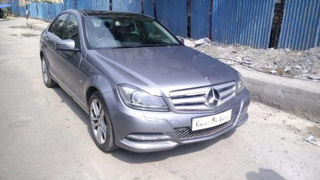 Mercedes-Benz C-Class 200 BlueEfficiency 2012