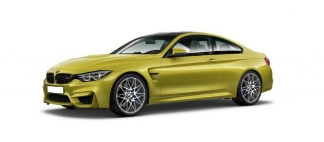 BMW M Series M4 Coupe 2018