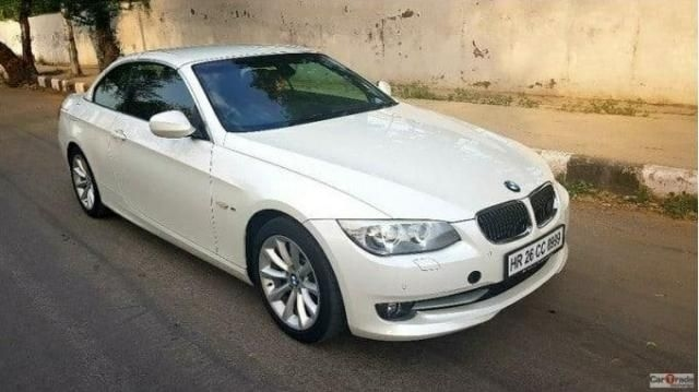 BMW 3 Series 330D Convertible 2013