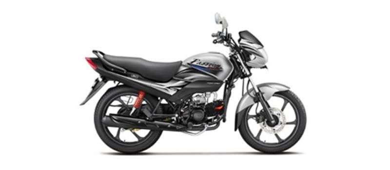 Hero Passion Pro i3S Alloy 100cc 2019
