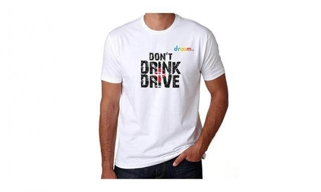 Don't Drink & Drive T-shirt