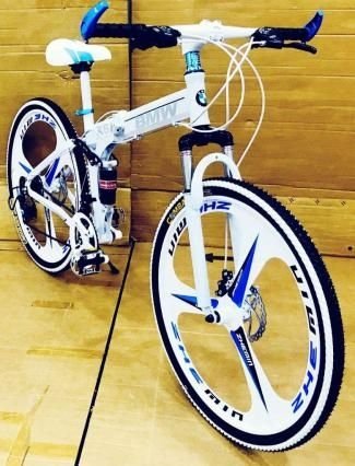 Bmw Bicycle >> Bmw Touring Bicycle For Sale In Surat Id 1416436377 Droom
