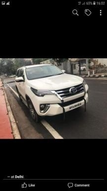 Toyota Fortuner 3.0 4x4 AT 2017