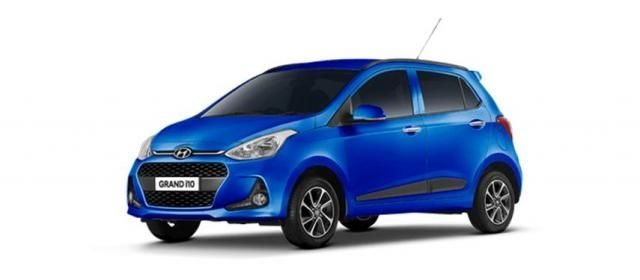 Hyundai Grand i10 Era U2 1.2 CRDi 2018