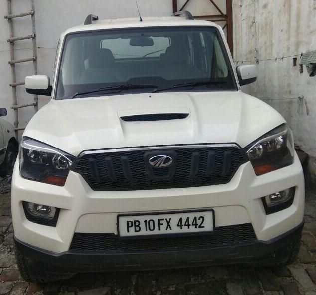 21 Used Mahindra Scorpio In Ludhiana Second Hand Scorpio Cars For
