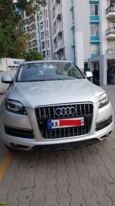 Audi Q7 35 TDI Technology Pack 2010