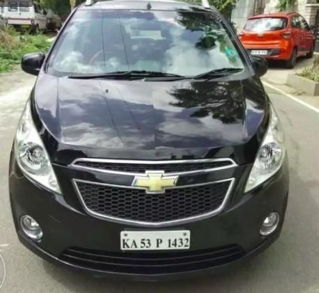 Chevrolet Beat LT OPT PETROL 2009