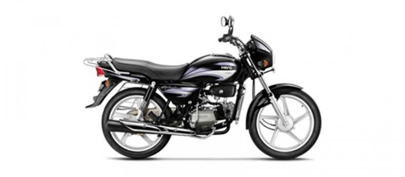 Hero Splendor Plus Self Alloy 100cc 2019