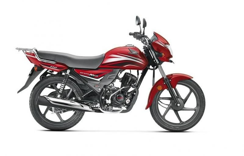 Honda Dream Neo 110cc Self Carrier 2019
