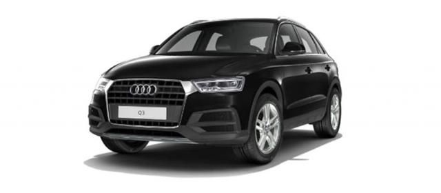 Audi Q3 35 TDI quattro Technology with Navigation 2019