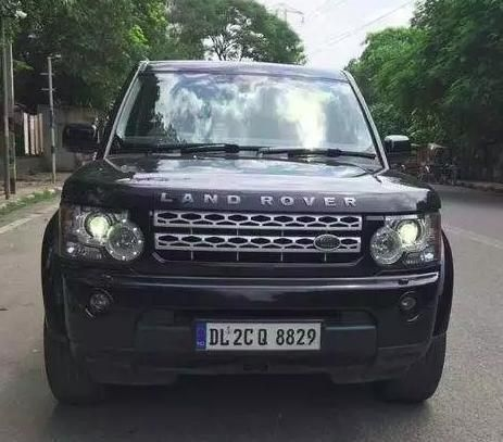 Land Rover DISCOVERY 4 3.0L TDV6 SE 2014