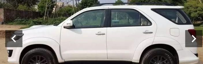 Toyota Fortuner Sportivo 4x2 AT 2015