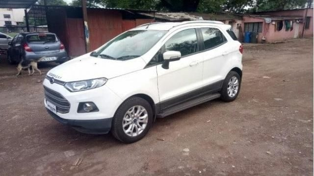 Ford EcoSport Titanium 1.5L Ti-VCT AT 2017