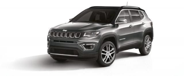 Jeep Compass Limited 2.0 Diesel 4x4 2020