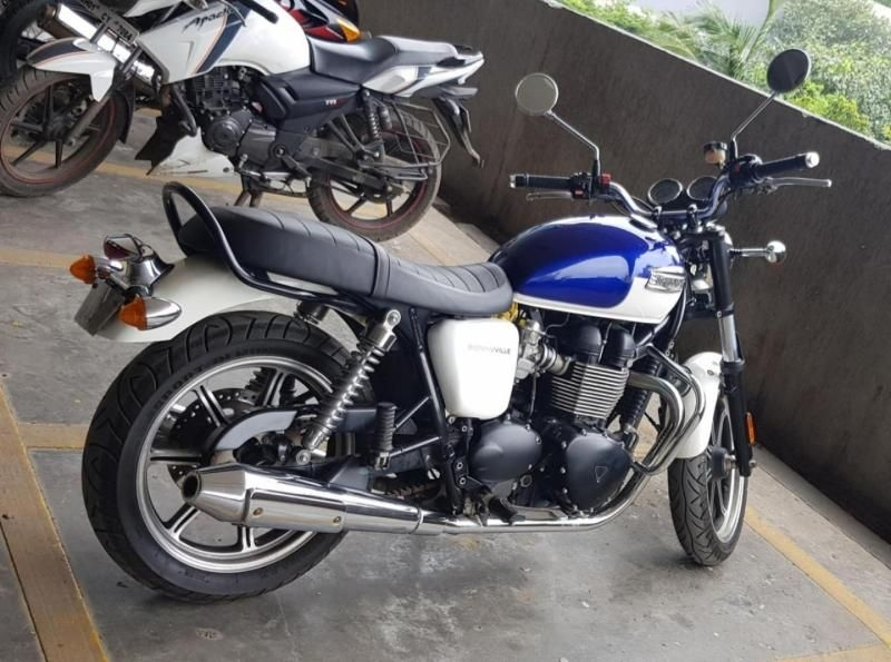 Triumph Bonneville T100 Super Bike For Sale In Mumbai Id