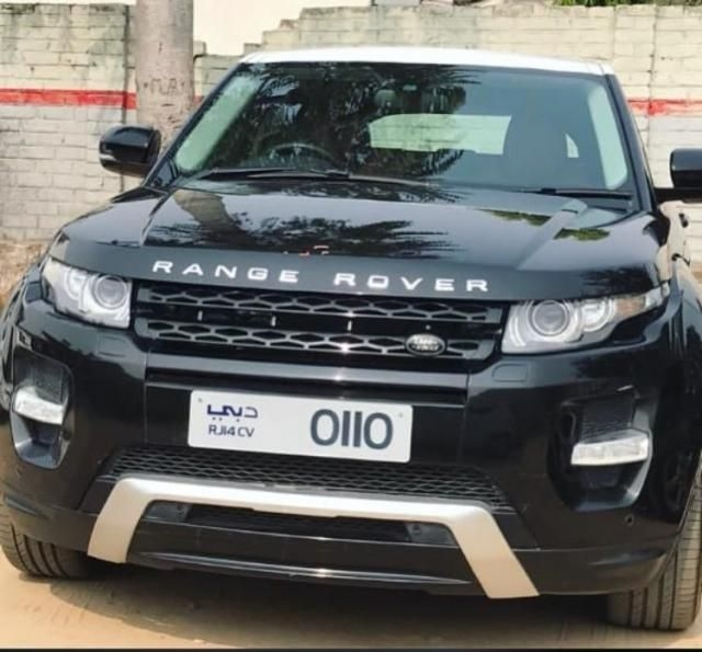 37 Used Land Rover Range Rover Evoque Cars, Second Hand