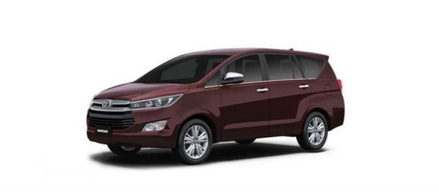 Toyota Innova Crysta 2.8 ZX AT 7 STR 2020