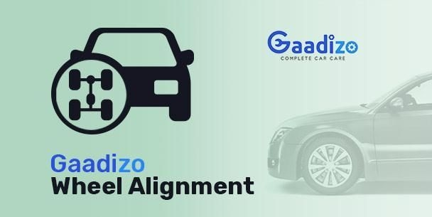 Wheel Alignment - Gaadizo