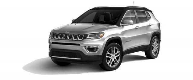 Jeep Compass Limited 2.0 Diesel 2019