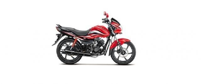 Hero Passion Pro 110cc Disc 2020