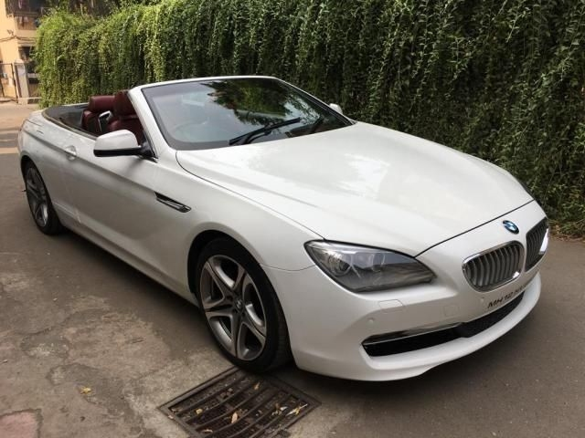 BMW 6 Series 650i Convertible 2012