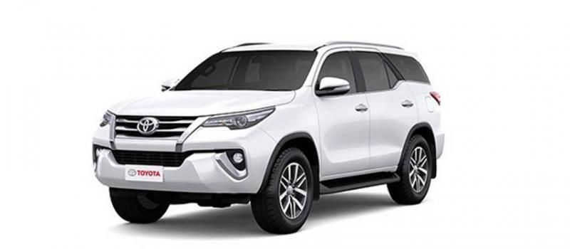 Toyota Fortuner 2.8 4x2 AT 2019