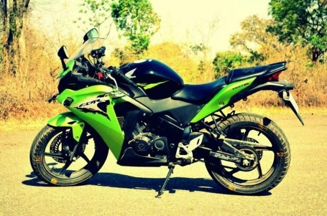 40 Used Green Color Honda Cbr 150r Bike For Sale Droom