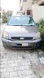 Ford Fusion Plus Diesel 2007