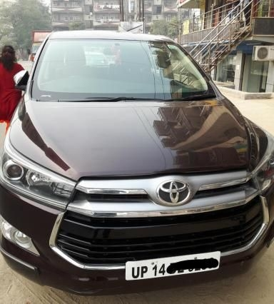 Toyota Innova Crysta 2.7 ZX AT 7 STR 2017