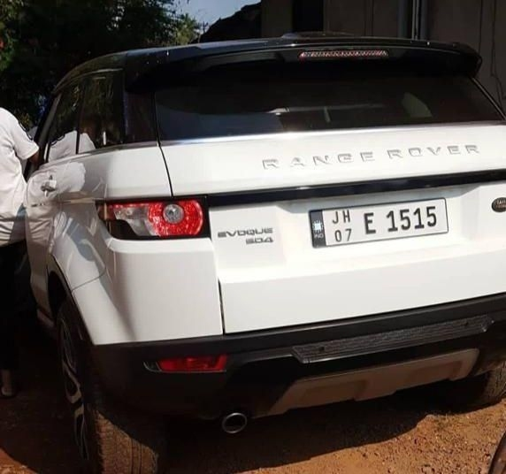 Used 2014 Land Rover Range Rover Evoque Pure Plus For Sale: 28 Used White Color Land Rover Range Rover Evoque Car For