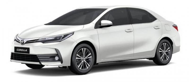 Toyota Corolla Altis G AT Petrol 2019