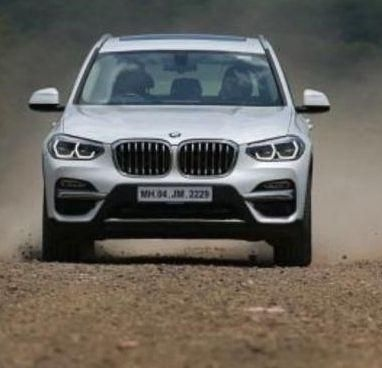 BMW X3 xDrive 20d Luxury Line 2018