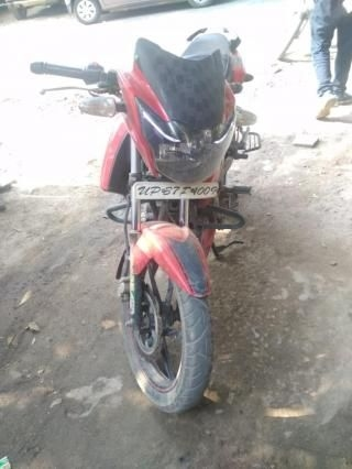 TVS Apache RTR 160cc Rear Disc 2017