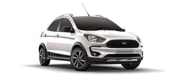 Ford Freestyle Titanium 1.5 TDCi 2020
