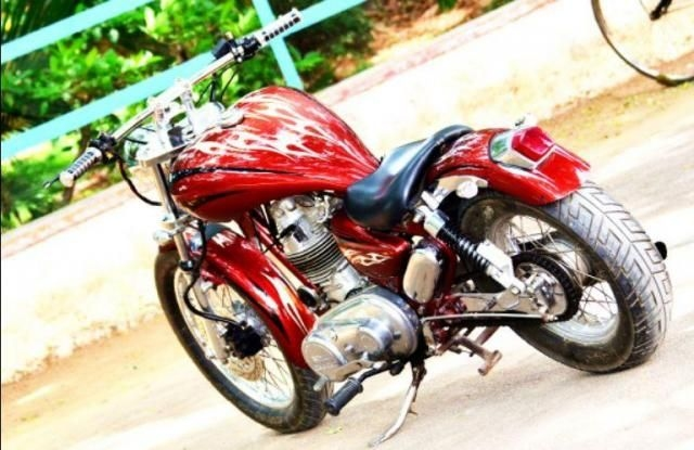 Royal Enfield Thunderbird 350cc 2002