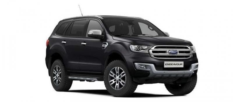 Ford Endeavour Titanium 2.2 4x2 AT 2019