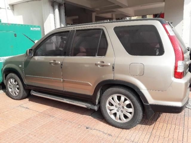 Honda CR-V 2.0L 2WD MT 2006