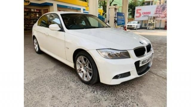 BMW 3 Series 320d Luxury Line 2012
