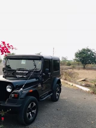 9 Used Mahindra Thar in Hyderabad, Second Hand Thar Cars for
