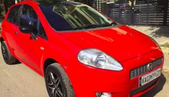 Fiat Punto Emotion Pack 1.3 2014