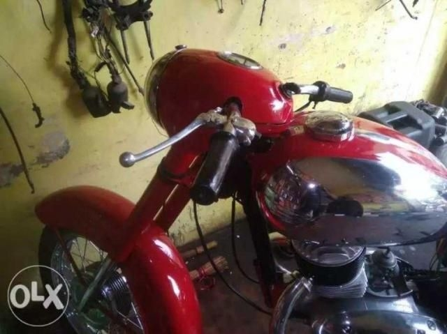 Ideal Jawa Jawa Type 353 250 cc 1971
