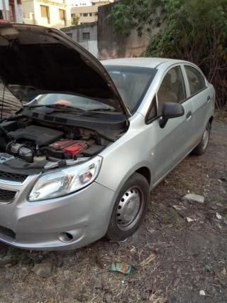 Chevrolet Sail 1.3 LS 2014